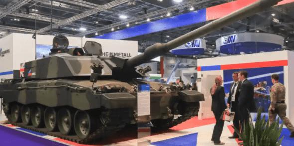 Inggris Jual Senjata ke 39 Negara Pelanggar HAM