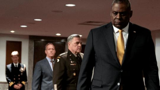 Menhan AS: Pentagon Gagal Atasi Pelecehan Seksual