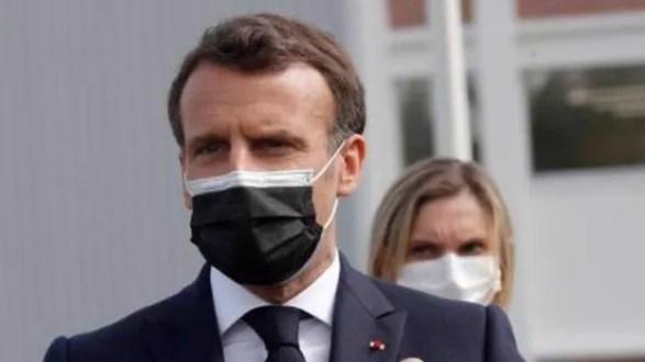 Pria yang Tampar Macron Dijatuhi Hukuman 4 Bulan Penjara