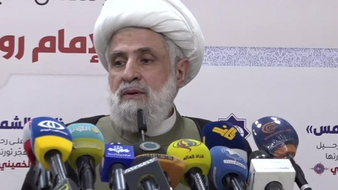 Sheikh Qassem: Hizbullah Perkuat Kemampuan Militer Setiap Hari