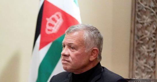 Presiden Baru Israel Bahas Hubungan Strategis dengan Raja Yordania