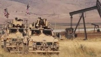 Sejumlah Roket Kembali Hantam Pangkalan AS di Ladang Minyak Al-Omar
