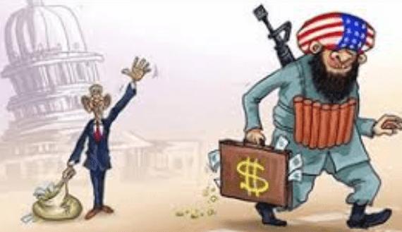 Analis: Kebijakan AS Dukung Teroris di Suriah