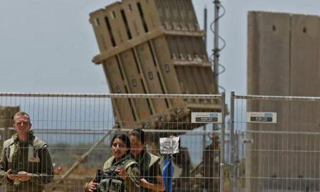 Israel-AS Tandatangani Perjanjian Kerjasama di Bidang Pertahanan Udara