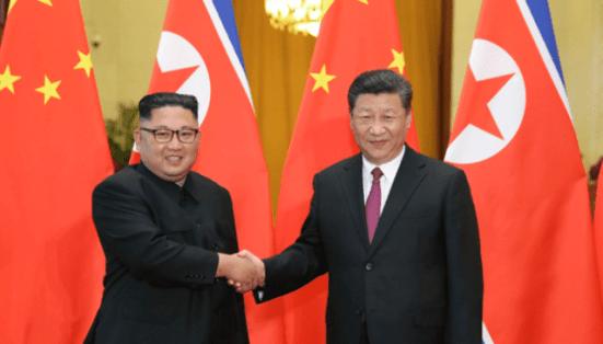 Pemimpin Korut-China Perkuat Kerjasama Lawan Musuh Asing