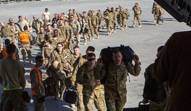 AS Kosongkan Pangkalan Militer Terbesarnya di Afghanistan
