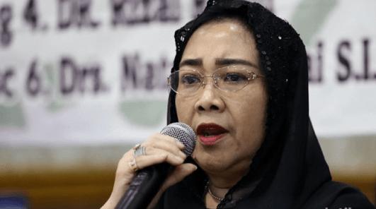 Putri Bung Karno Rachmawati Soekarnoputri Meninggal Dunia
