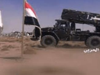 2 Rudal Badr Yaman Hajar Kamp Militer Saudi di Ma'rib