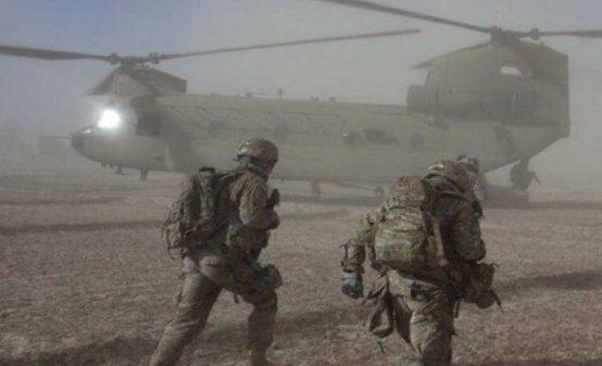 Survei: 47% Warga AS Percaya Perang di Afghanistan adalah Kesalahan