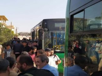 Puluhan Teroris Dievakuasi dari Dara'a Suriah
