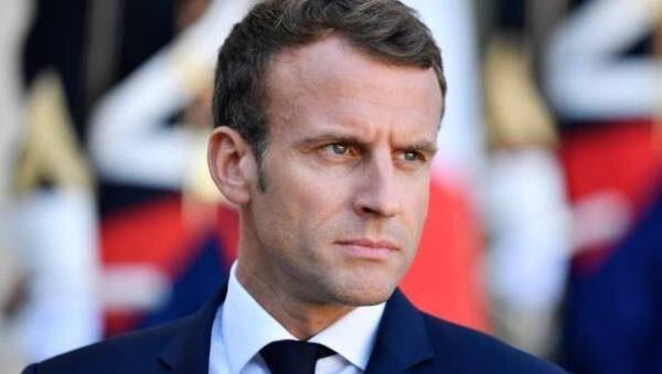 Macron Desak Irak Batalkan Undangan untuk Bashar Assad