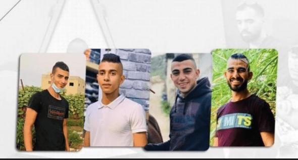 Pasukan Serbu Jenin dan Tembak Mati 4 Pemuda Palestina