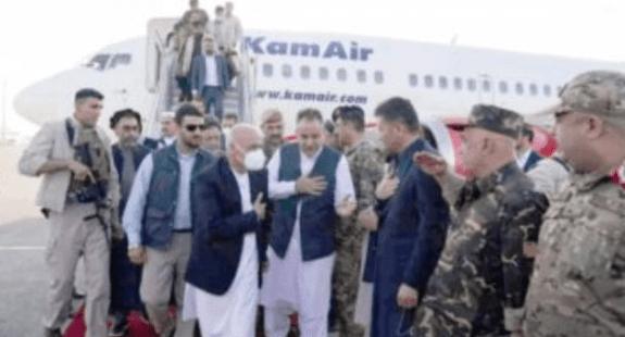 Ashraf Ghani Curi 169 Juta Dolar dari Kas Negara Saat Melarikan Diri ke UEA