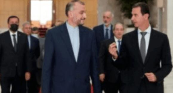 Menlu Iran: Suriah Berada di Garis Depan Perlawanan