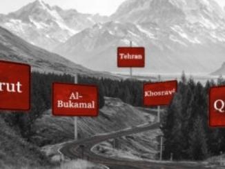 EKSKLUSIF: Jalur Tehran-Beirut Terbuka dan Aman bagi Poros Perlawanan