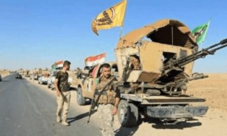 4 Anggota Hashd Al-Shaabi Tewas dalam Serangan ISIS di Utara Baghdad