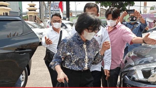 Polisi Resmi Tetapkan Anak Akidi Tio Jadi Tersangka Kasus Hibah 2 Triliun