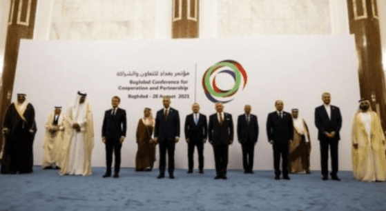 KTT Baghdad, Upaya Mencari Aliansi Baru yang Disponsori AS