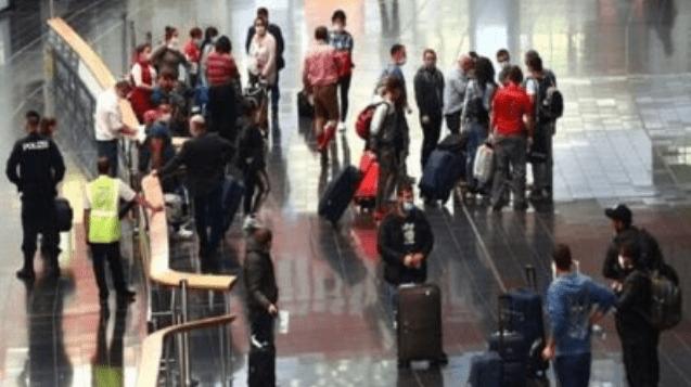 Bandara Wina Ditutup Setelah Laporan Adanya Bom