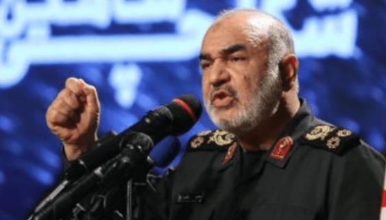 Jenderal Iran: Serangan Roket Hizbullah ke Israel Adalah Pesan Perang