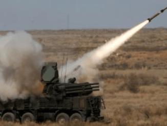 Rusia: Pertahanan Udara Suriah Jatuhkan 22 dari 24 Rudal Israel