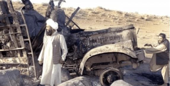 Kenapa AS Bandingkan Kekayaan Afghanistan dengan Saudi?