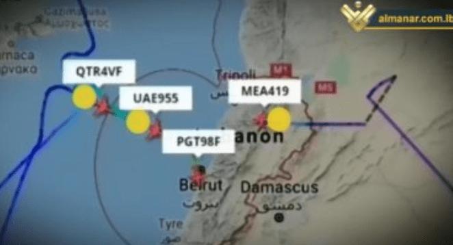 Serangan Israel ke Suriah Bahayakan 3 Pesawat Penumpang