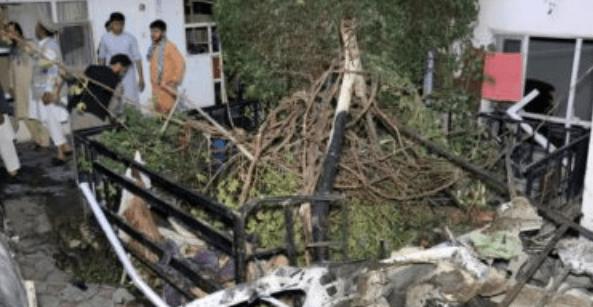 Serangan Drone AS Tewaskan 9 Warga Sipil Termasuk 6 Anak di Afghanistan