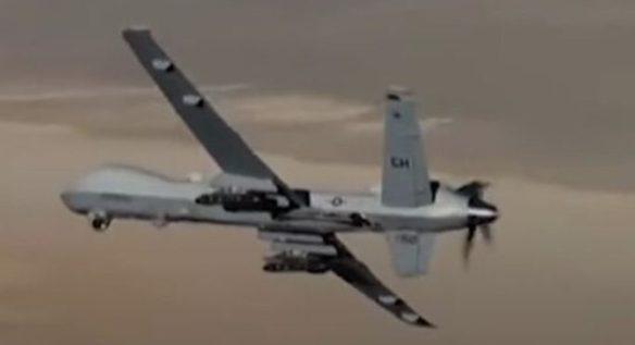 Serangan Drone AS Bunuh Dua Pemimpin ISIS-K di Afghanistan