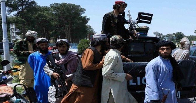 Media: Taliban Kuasai 90% Wilayah Afghanistan