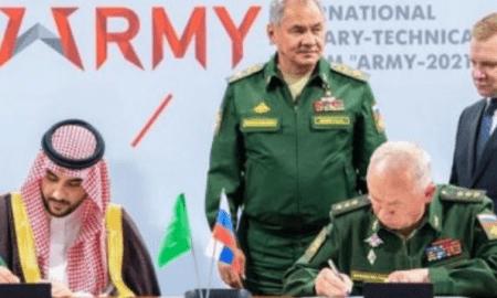 AS Ancam Sanksi Saudi Terkait Pembelian Senjata ke Rusia