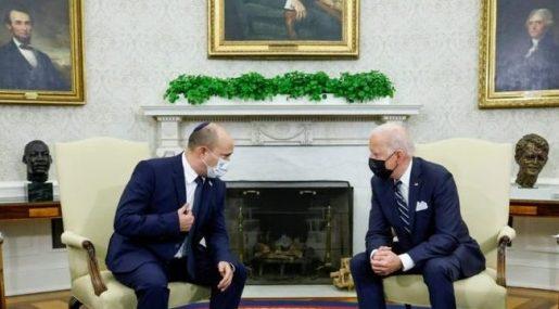 Biden ke Bennett soal Nuklir Iran: Diplomasi Pilihan Pertama