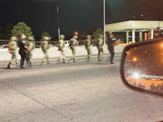 Tak Sengaja Sebrangi Perbatasan, AS Tangkap 14 Tentara Meksiko