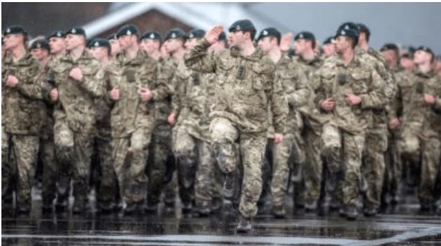 Menhan Inggris: Amerika Tidak Bisa Disebut Negara Adidaya