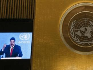 "Maduro Serukan ""Pembentukan Dunia Baru dan PBB Baru"""