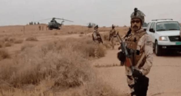 Pasukan Irak Hancurkan Sejumlah Tempat Persembunyian ISIS di Mosul