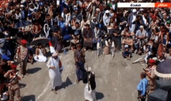 Peringati Revolusi, Rakyat Yaman Minta Militer Hujani Koalisi dengan Rudal