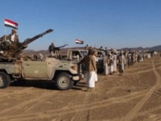 Yaman Rebut Benteng Terakhir Pasukan Hadi di Bayda