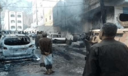 Bentrokan Berdarah Terus Berlangsung di Aden Yaman