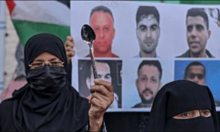 6 Tahanan Palestina yang Kabur Ditahan di Sel Maksimum