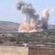 Rusia-Suriah Bombardir Markas Tahrir al-Sham di Idlib