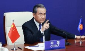 China ke Inggris: Pikir Dua Kali soal AUKUS