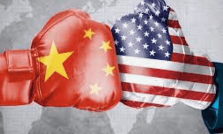 Perang Agen Intelijen Amerika Vs China Memanas