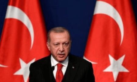 Erdogan: Turki Akan Usir 10 Dubes dari Negara-negara Barat