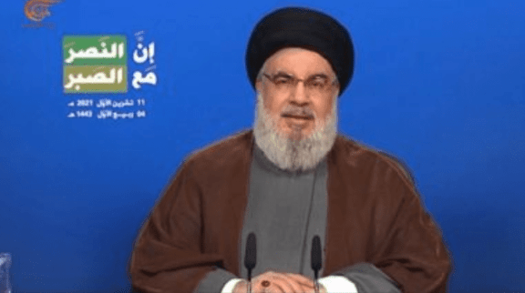 Sekjen Hizbullah Ungkap Politisasi Ledakan Pelabuhan Beirut