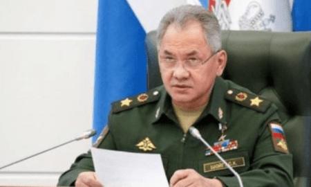 Shoigu Ingatkan Konsekuensi Mengancam Rusia dengan Nuklir