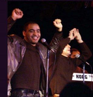 El carismático cantante cubano dice que Miami, conoció el infierno.