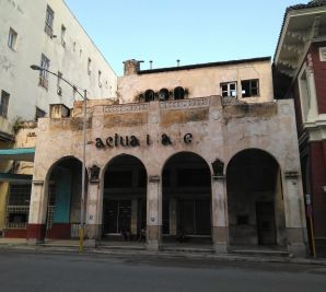 El pionero de los cines cubanos