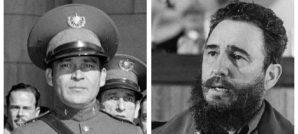 Fidel Castro y Fulgencio Batista, hijos bastardos