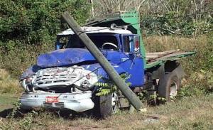 ACCIDENTE MUERTOS -HERIDOS CUBA
